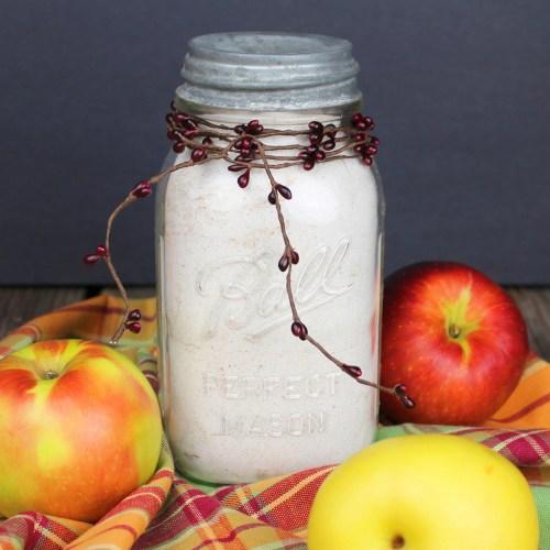 Apple-Cinnamon Pancake Mix