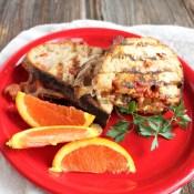 Roman Breakfast Sandwich
