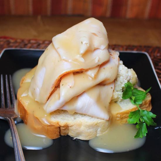 Turkey and Cauliflower Hot Shot (Manhattan