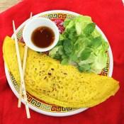 Banh Xeo (Vietnamese Pancake)