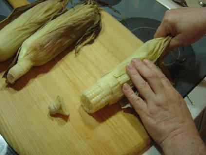 Squeezing Out the Corn