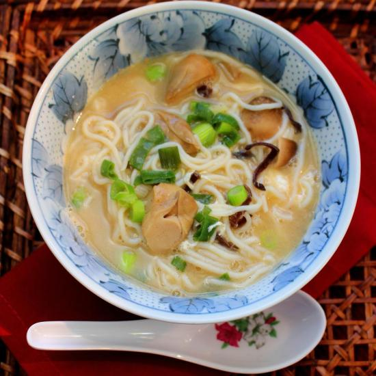 Hot and Sour Noodle Soup