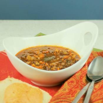 french tomato lentil soup