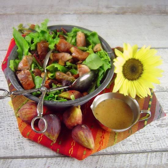 Sorrel Salad