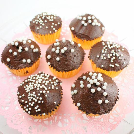 Splenda Chocolate Buttercream Frosting