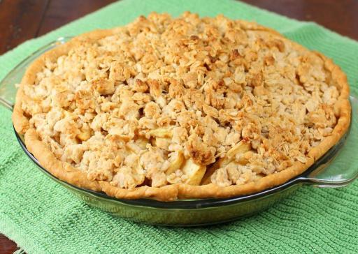 Splenda Dutch Apple Pie