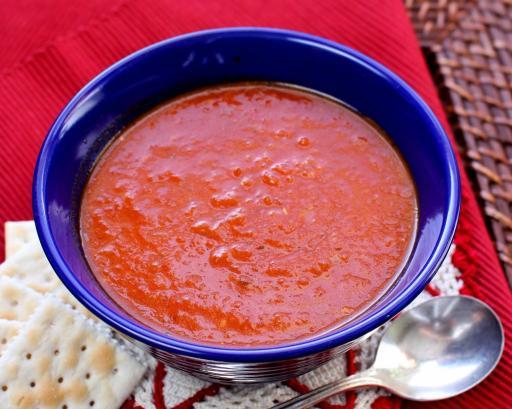 Winter Tomato Soup
