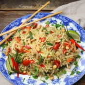 Green Papaya Salad (Som Tum)