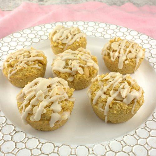 Sugar-Free Mango Coconut Muffins