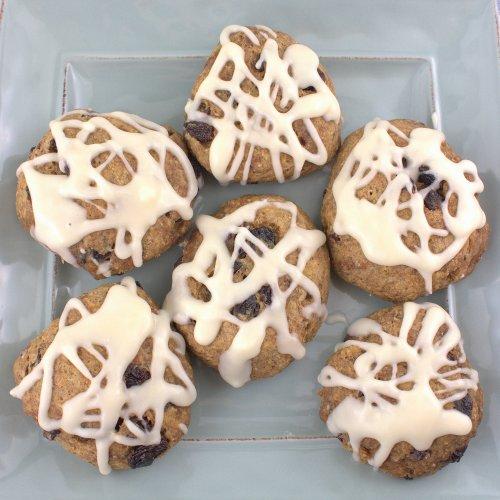 Low Carb Cinnamon Raisin Biscuits
