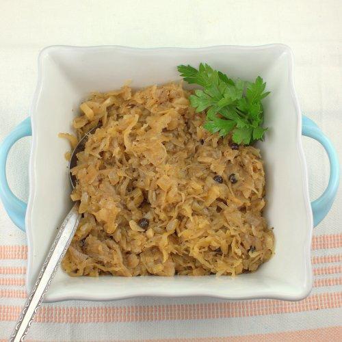 Bavarian Sauerkraut