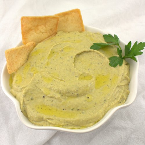 Hatch Chile Hummus