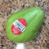 Chayote or Mirliton