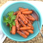 Cranberry Glazed Carrots