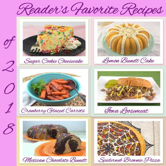 Reader's Favorite Recipes