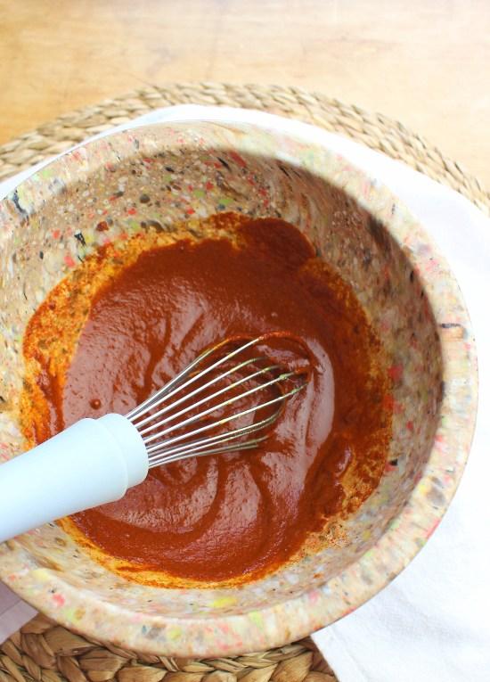 Ethiopian Awaze Spice Paste