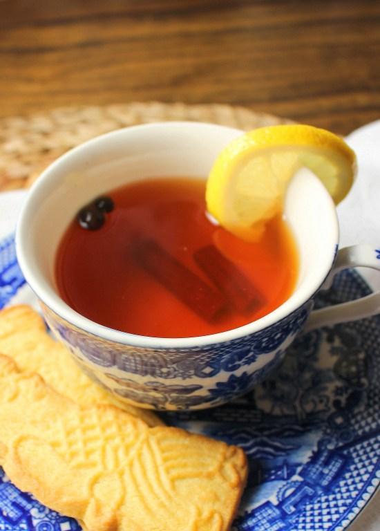 Jamaican Tea Toddy