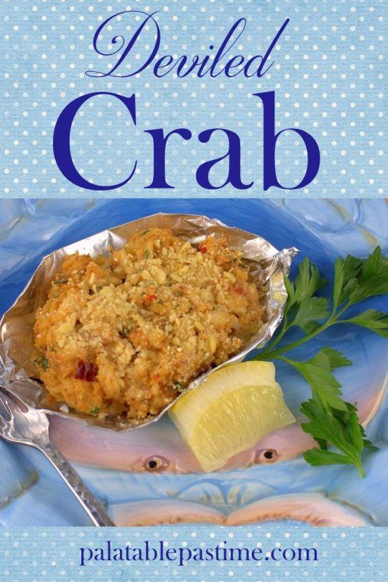Deviled Crab