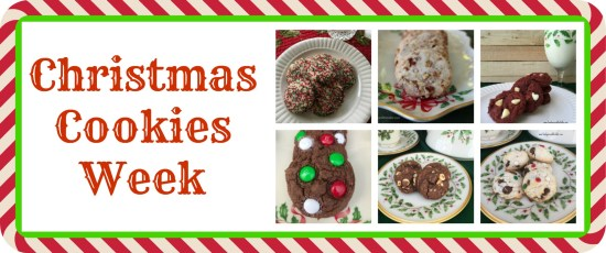 Christmas Cookies Week