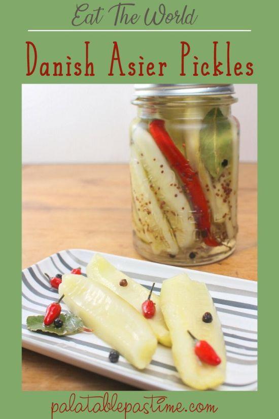 Danish Asier Pickles