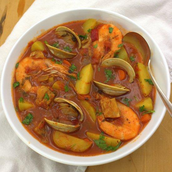 Baccala Soup