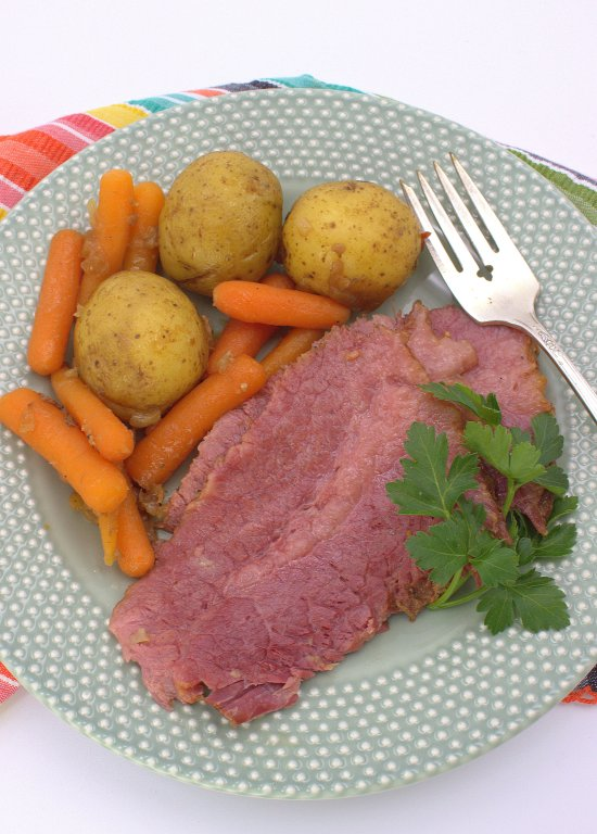 Instant Pot Corned Beef Brisket