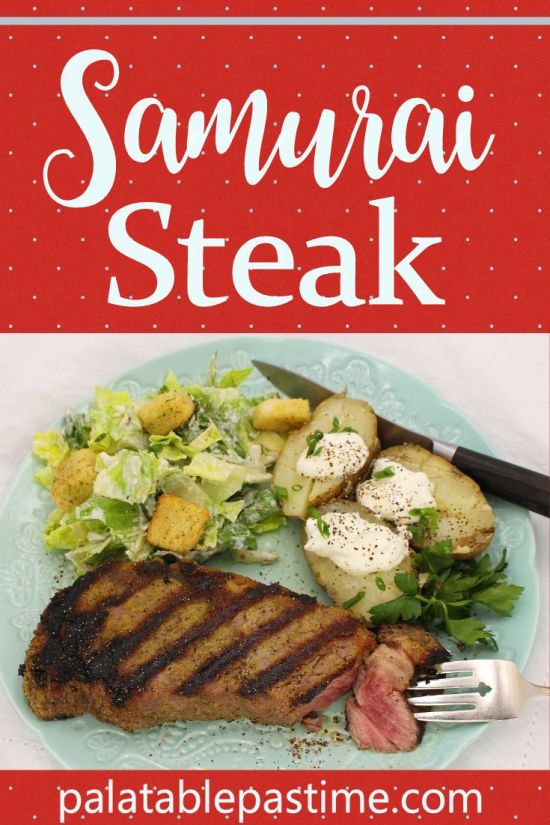 Samurai Steak