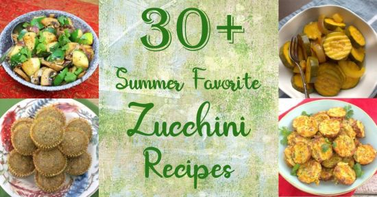 Summer Zucchini Recipes