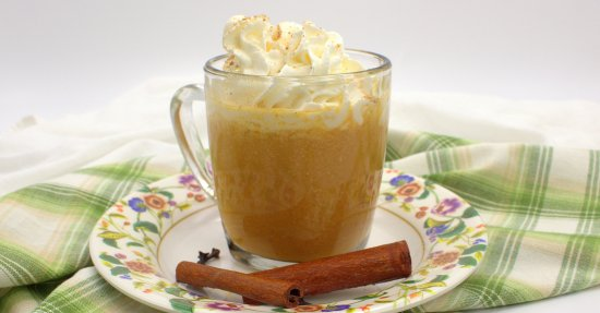 Hot Pumpkin Apple Cider