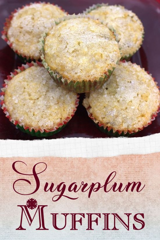 Sugarplum Muffins