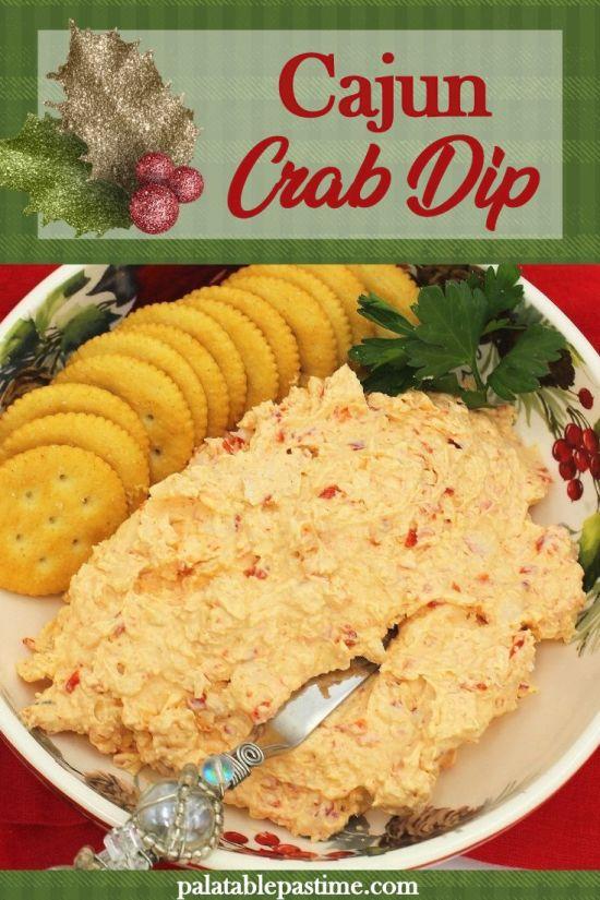 Cajun StyleCrab Dip