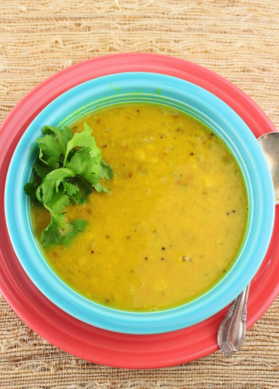 Instant Pot Dal Soup