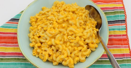 Easy Stove Top Mac & Cheese