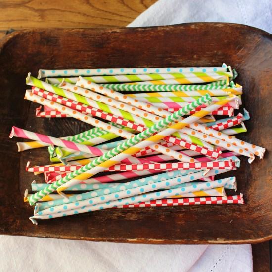 Pixie Stix Candy Straws