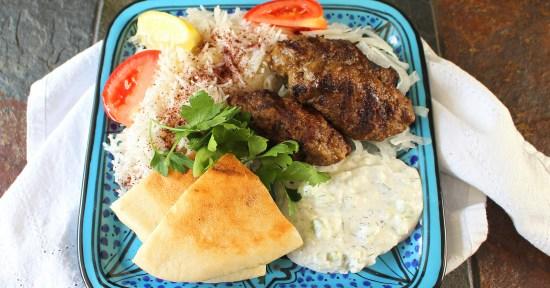 Persian Kebab Kubideh