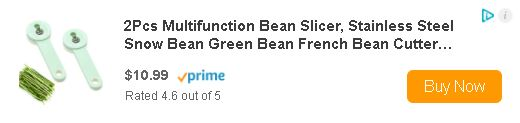 Multifunctiion Bean Slicer buy now
