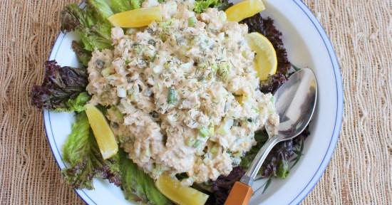 Salmon Salad Spread