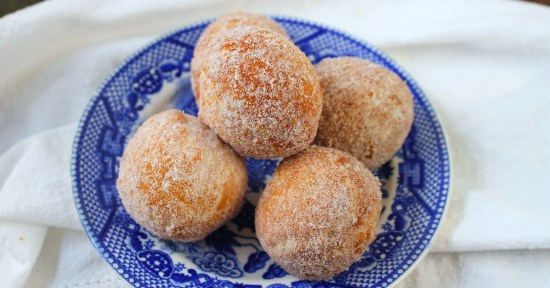 Chinese Buffet Style Donuts