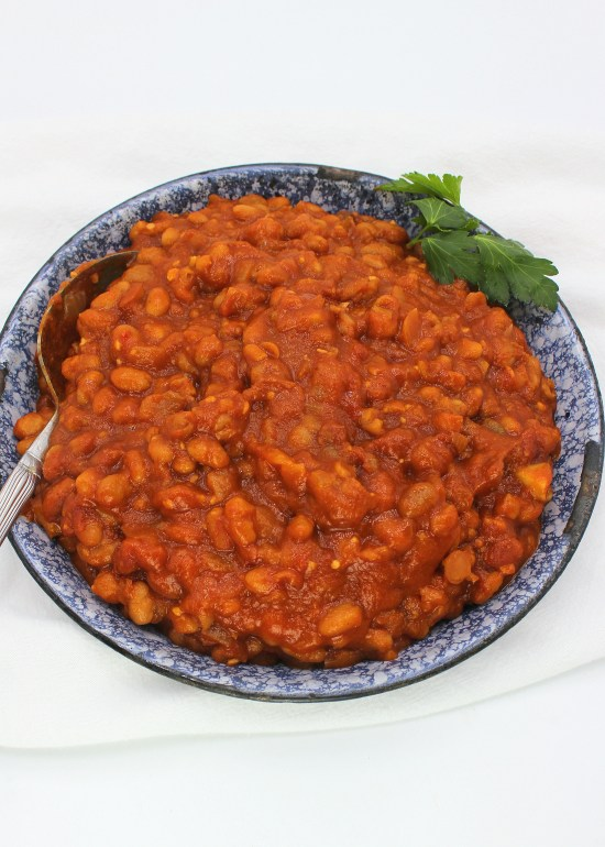 Manwich Baked Beans