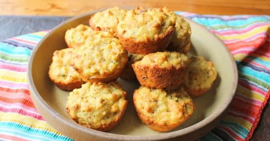 Sage Stuffing Muffins