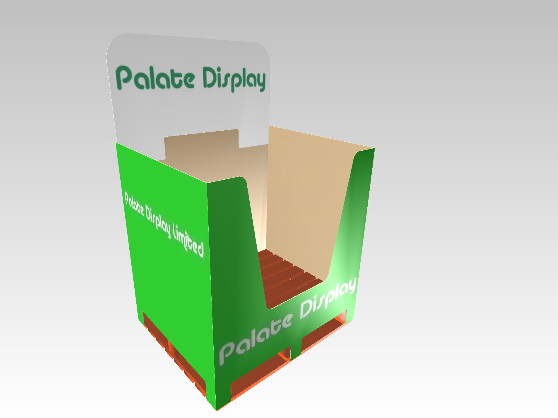 Pallet Display Point of Sale Derby, Derbyshire, Nottingham, Leicestershire, East Midlands