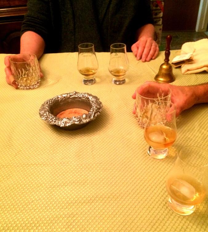 BourbonTasting