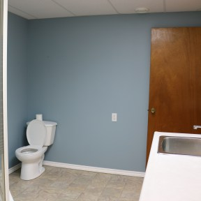 Main Floor Washroom