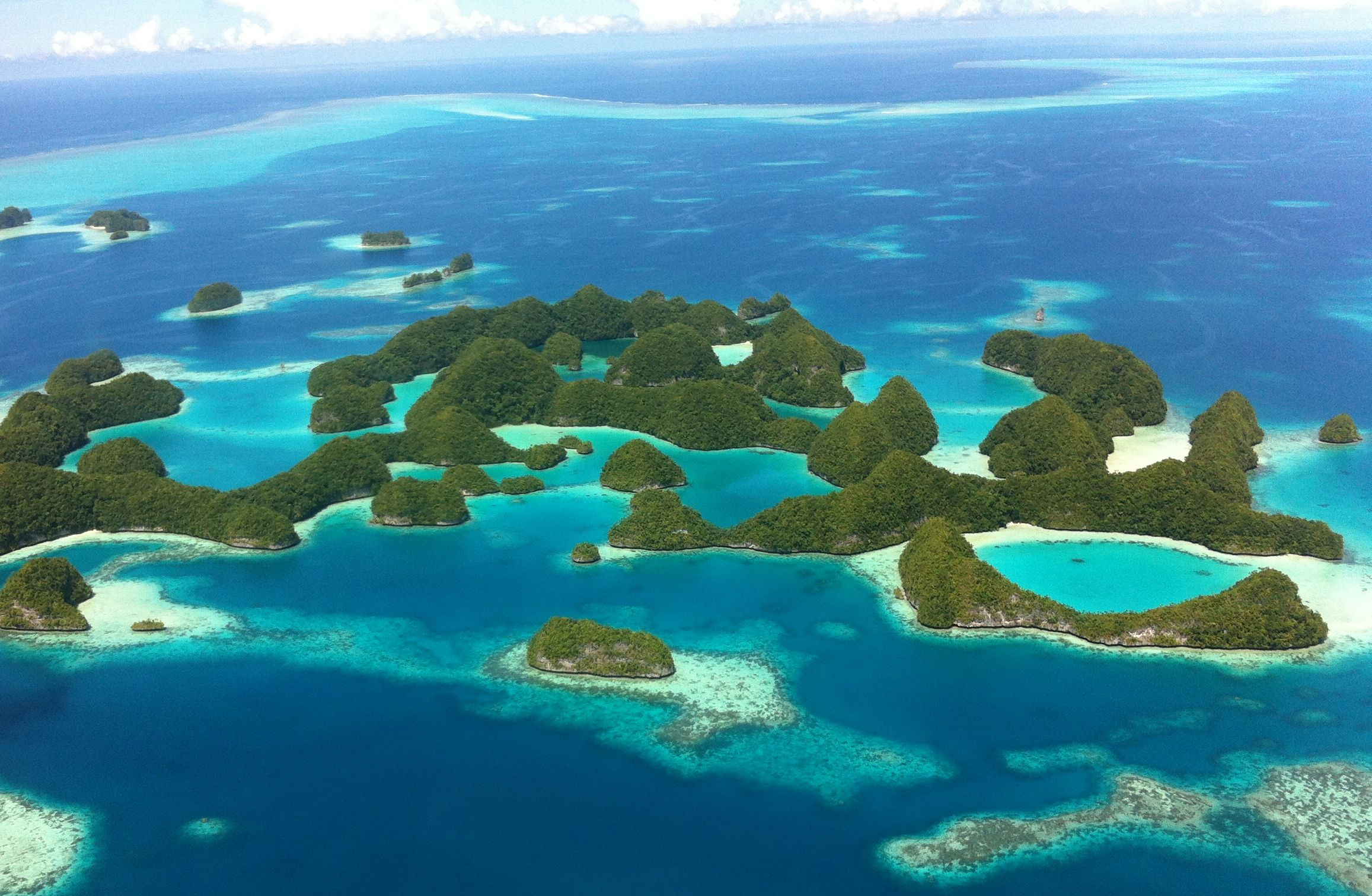 See Palau's Seventy Islands (70 Islands) – and MUCH more!