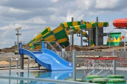 Aqualand Moravia v Pasohlávkách
