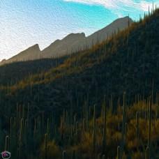 Pastel Landscape