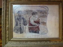 2014 03 Carlos Bernárdez Alfredo Souto, Los perseguidos, 1902, colección particular