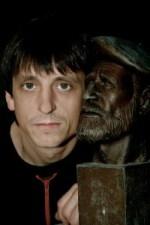 Bocixa com busto Moncho Valcarce fotografia de Distrito Xermar