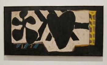 Motherwell, Sen titulo, 1963