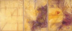 Sigmar Polke. Triptyque-1989